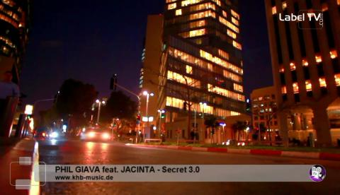 Phil Giava feat. Jacinta - Secret 3.0