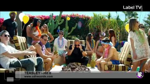 Teasley - Hit It